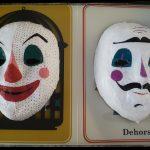 Atelier création de masque en papier mâché