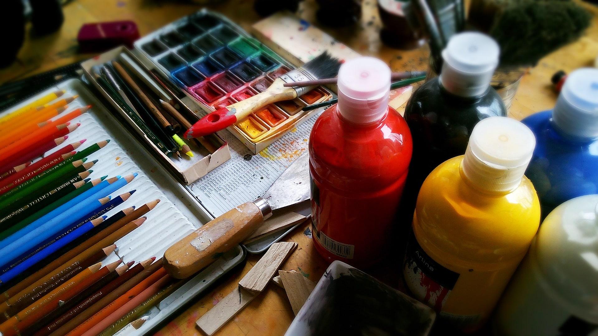 Activités artistiques proposées par Les So'Fizz
