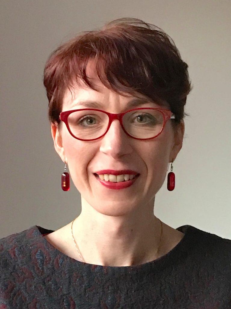 Portrait photo de Maud Brulois - Conseillère en image