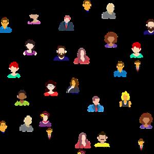 Matrice des liens sociaux et professionnels