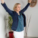 Portrait d'une sophrologue pour apprendre à dompter ses peurs